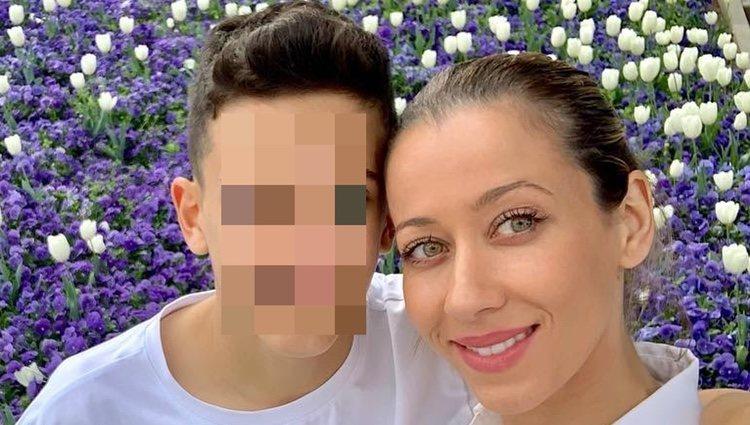Ana y su hijo José Antonio Reyes / Foto: Instagram