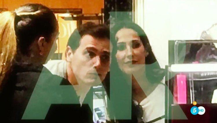 La primera imagen de Malú y Albert Rivera juntos | Foto: 'El programa de Ana Rosa'