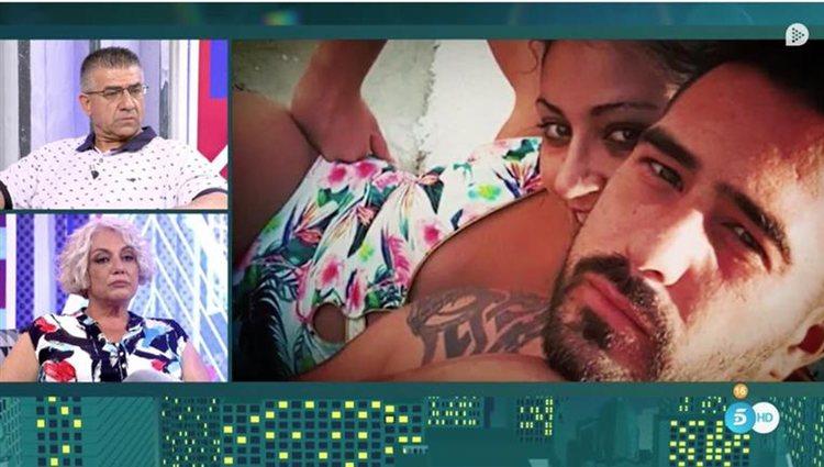 Nadia y Paco no aceptan la relación de Dakota con Rubén / Foto: telecinco.es