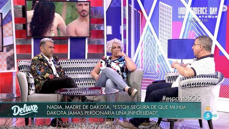 Los padres de Dakota no se cortan a la hora de hablar de Rubén / Foto: telecinco.es