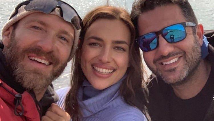 Irina Shayk se va de viaje a Islandia con unos amigos/ Foto: Instagram