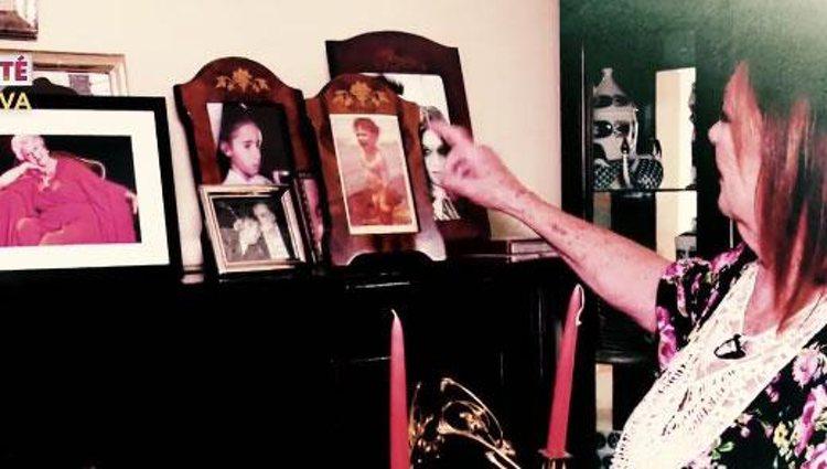 Teresa Rabal declara que está arruinada / Foto: telecinco.es