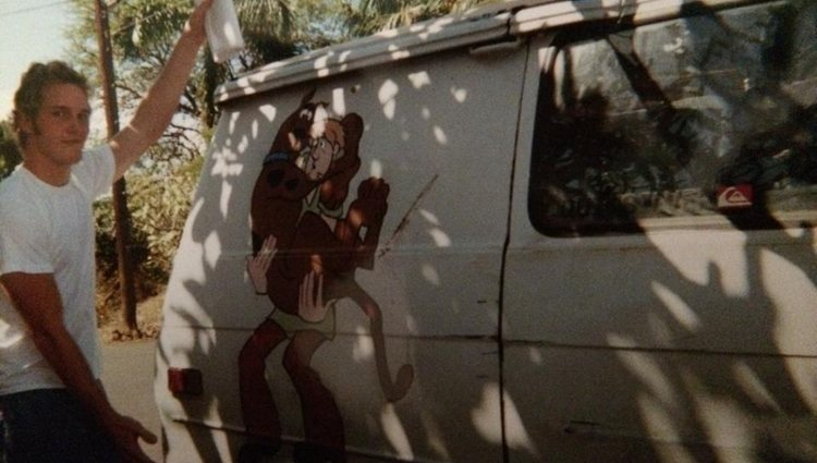 Pratt vivió durante años en una caravana vieja | Facebook: Chris Pratt