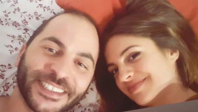 Antonio Tejado y Marina Rodríguez | Foto: Instagram