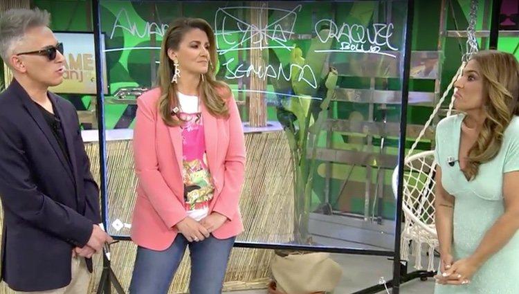 Raquel Bollo desmiente la noticia de su embarazo / Foto: Telecinco.es