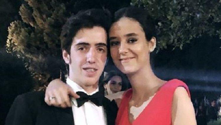 Victoria Federica con Carlos Ochoa en su puesta de largo | Foto: Instagram