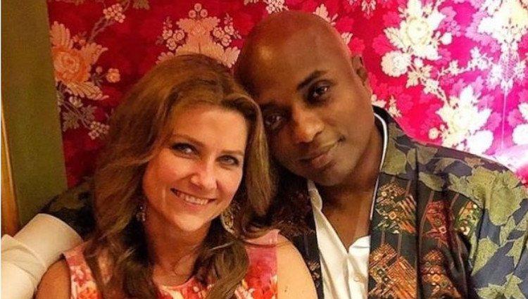 Marta Luisa de Noruega y su pareja, el chamán Durek Verret/Foto:Instagram