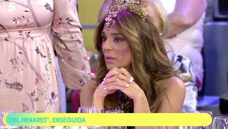 Raquel Bollo da su opinión sobre la exclusiva   Foto: telecinco.es