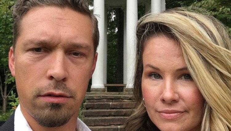 Isaac Hanson y su mujer/Foto:Instagram