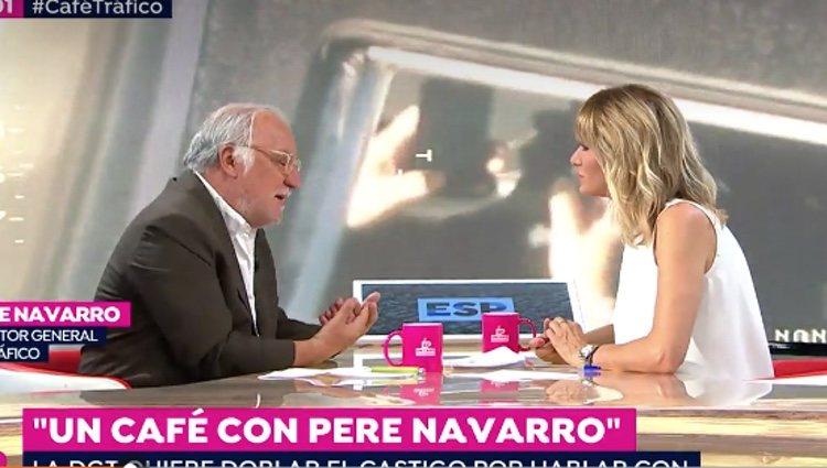 Susanna Griso en 'Espejo Público'/Foto: antena3.com
