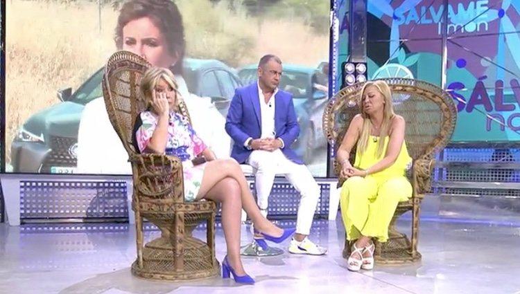 Belén Esteban y Mila Ximénez hablan del tema | Foto: telecinco.es