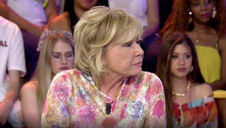 Mila Ximénez en 'Sábado Deluxe'/Foto: telecinco.es