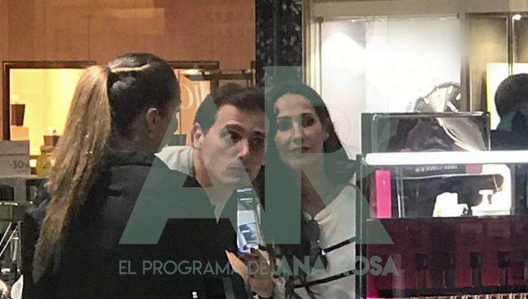 Las primeras imágenes de Malú y Albert Rivera juntos / Foto: 'El programa de AR'