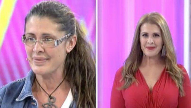 Estíbaliz Sanz acudió a 'Cámbiame' en el año 2017 | telecinco.es