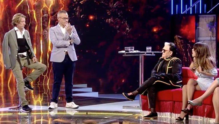 Chabelita Pantoja defiende a su madre ante las críticas de Colate / Foto: Telecinco.es