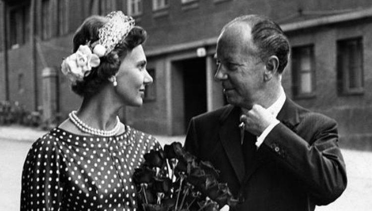Boda de Sigvard y Marianne Bernadotte en Estocolmo   Pinterest