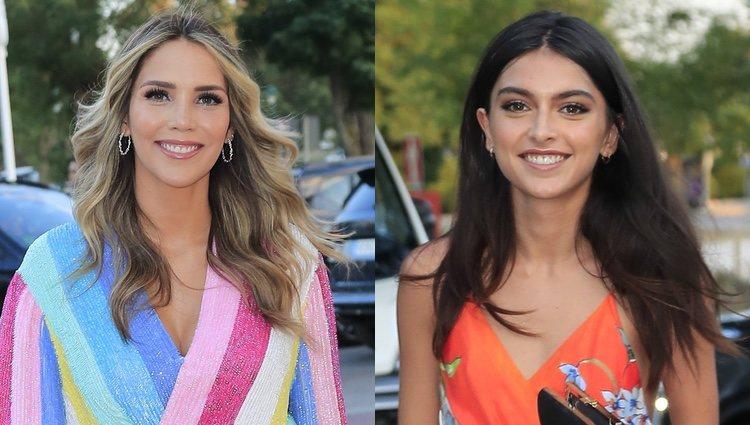 Rosanna Zanetti y Lucía Rivera en el 25 aniversario de GQ
