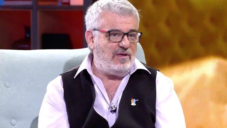 Millán Salcedo en 'Viva la vida' | Foto: telecinco.es