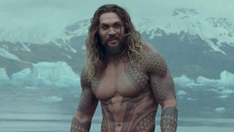 Fotograma de la película 'Aquaman'