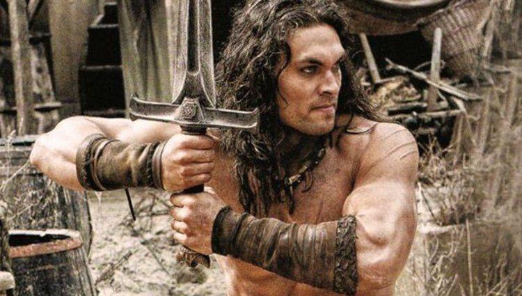 Fotograma de 'Conan el Bárbaro'