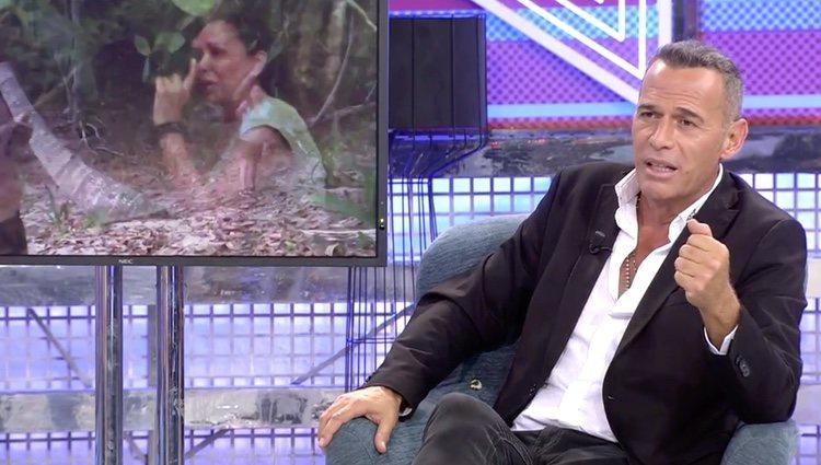 Carlos Lozano en 'Sábado Deluxe'/Foto: telecinco.es
