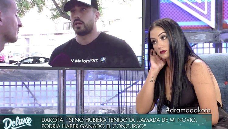 Dakota en 'Sábado Deluxe' / Foto: Telecinco.es