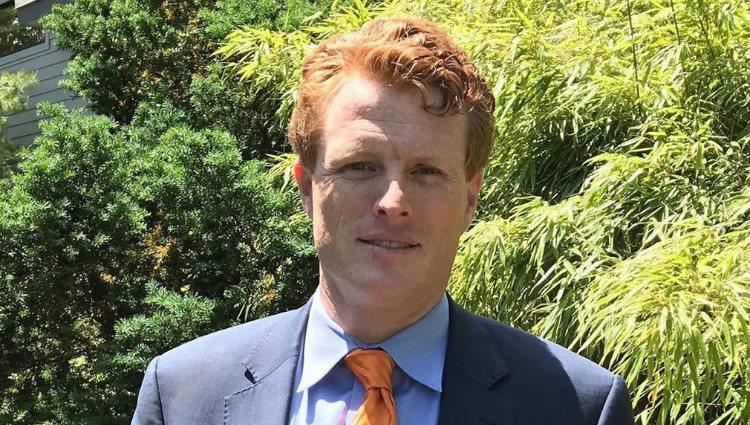 Joseph Kennedy III, nieto de Bovvy Kennedy, es Senador por Massachusetts/Foto:Instagram