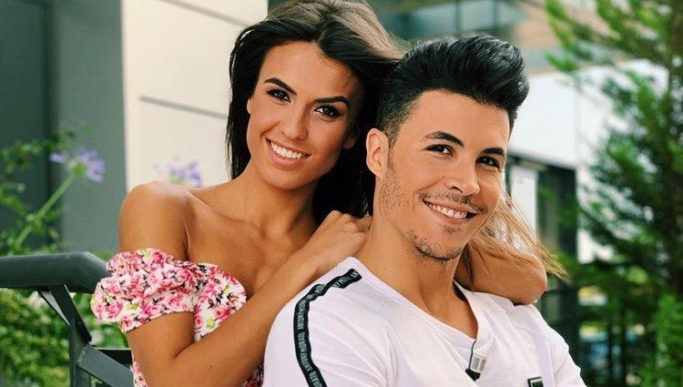 La foto de Sofía Suescun y Kiko Jiménez que ha comentado Michu/ Instagram