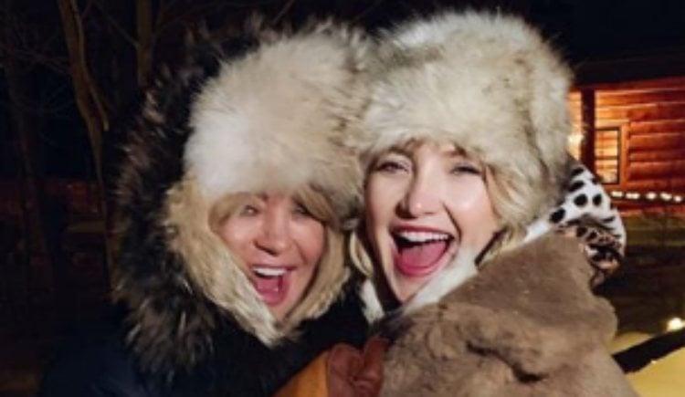 Kate Hudson y Goldie Hawn evidencian su mágnifica relación entre confidencias y risas