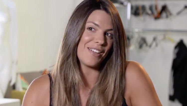 Laura Matamoros en 'Ven a cenar conmigo'/ Foto: cuatro.com