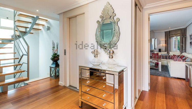 Interior de la casa de la cantante Malú | Idealista.com
