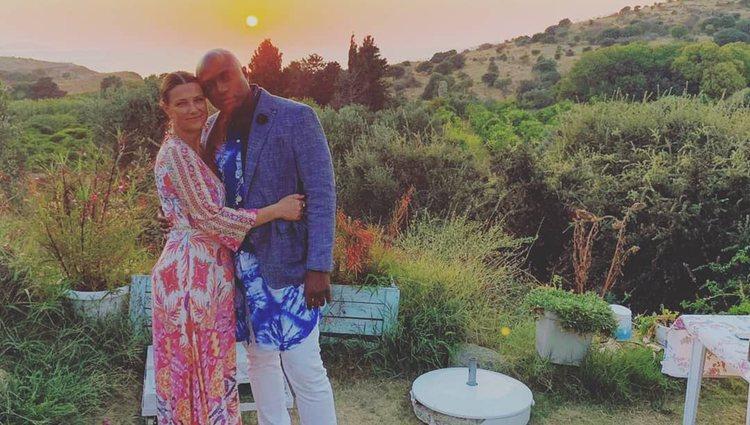 Marta Luisa de Noruega y Shaman Durek en Turquía/Foto: Instagram