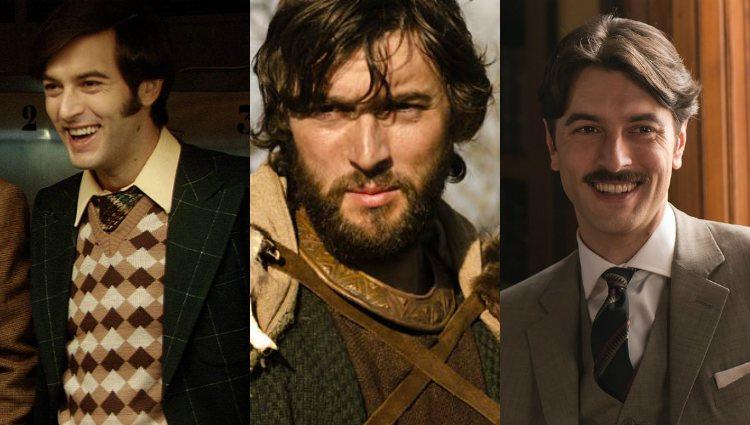 Javier Rey en 'La chica de ayer', 'Hispania, la leyenda' y 'Velvet'