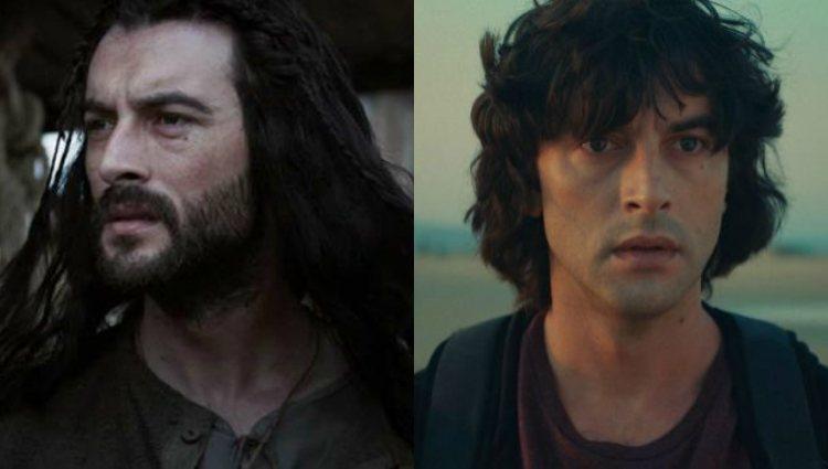 Javier Rey en las series 'El final del camino' y 'Fariña'
