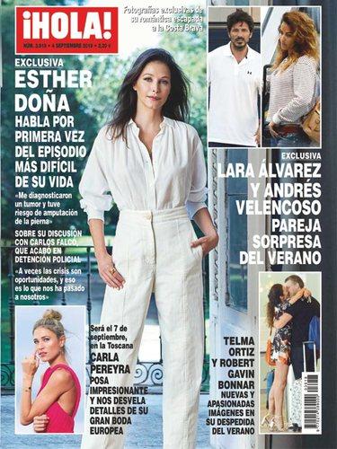 Portada revista HOLA!/Foto: hola.com