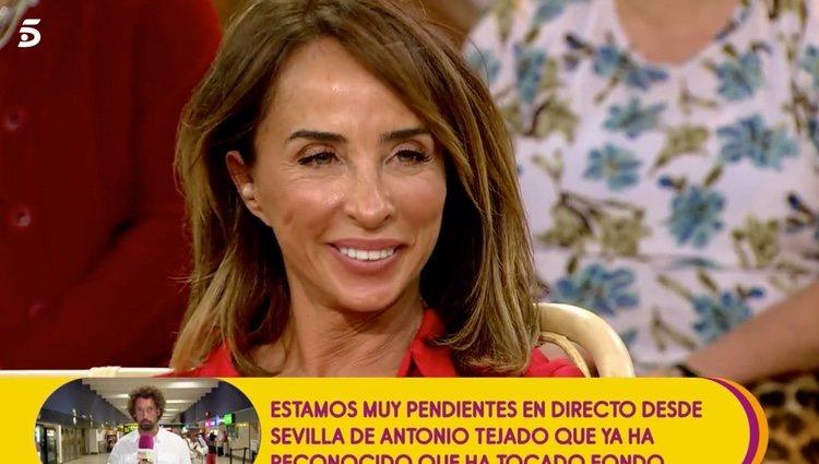 María Patiño confirma que será la defensora de Mila Ximénez  Foto: telecinco.es