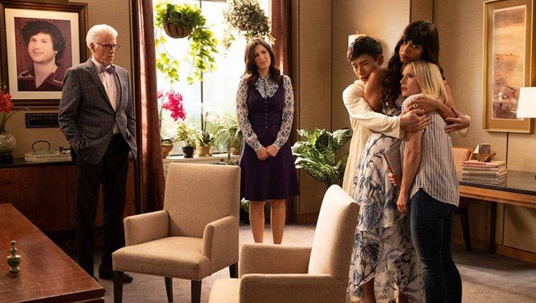 Imagen de la nueva temporada de 'The Good Place'