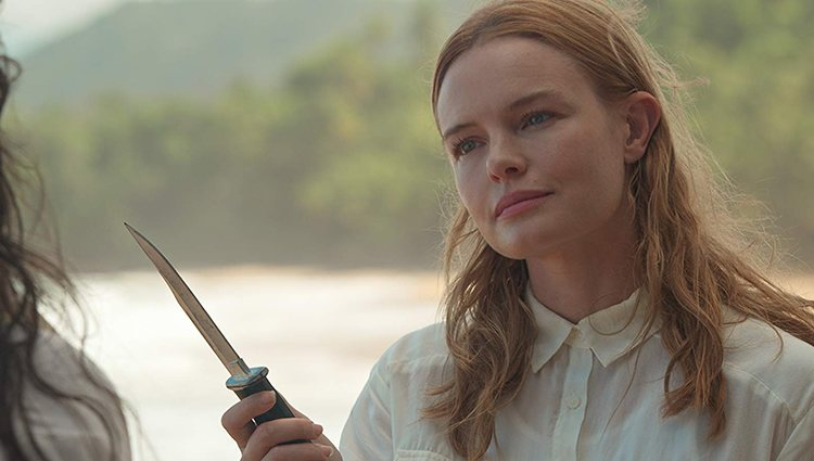 Kate Bosworth en 'The I-Land'
