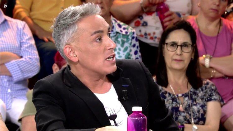 Kiko Hernández hablando de cuando trabajaba en 'Crónicas Marcianas' | Telecinco.es