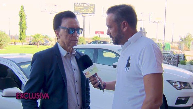 Ortega Cano entrevistado en 'Sálvame' | Telecinco.es