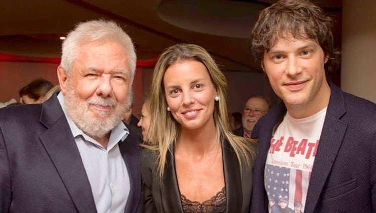 Cristina Jiménez con Jordi Cruz en un evento/ Foto: Instagram