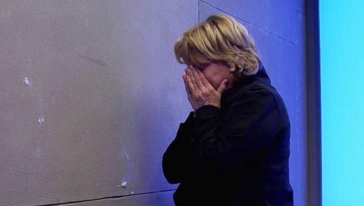 Mila Ximenz llora en el confesionario | telecinco.es