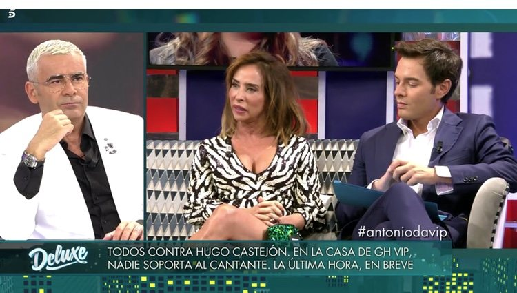 María Patiño confesando como pasó todo | Telecinco.es