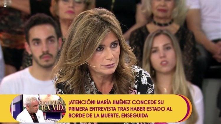 Gema López narrando las anécdotas | Telecinco.es