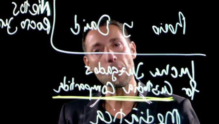 Antonio David durante la curva de su vida | cuatro.com