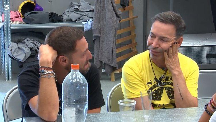 Antonio David Flores habla de Rocío Jurado en 'GH VIP 7'   Foto: Telecinco.es