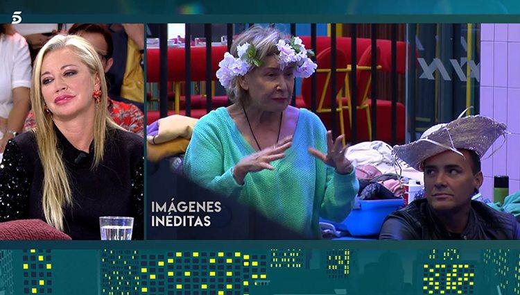 Mila Ximénez en 'GH VIP 7' | Foto: Telecinco.es