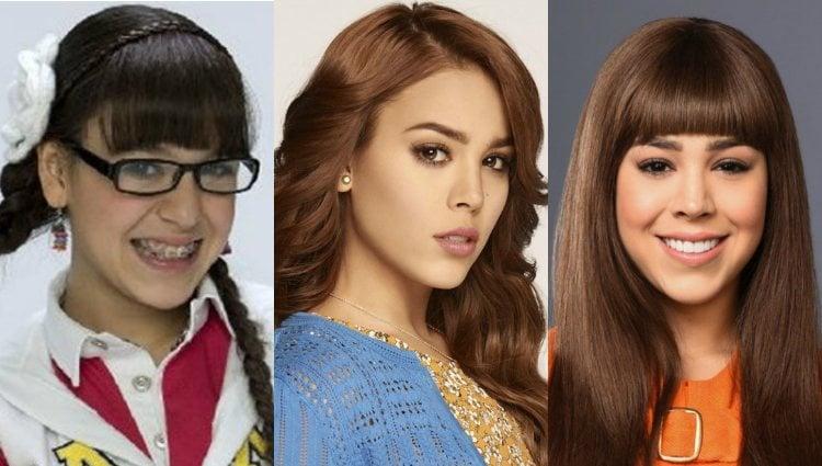 Danna Paola en las telenovelas 'Atrévete a soñar', 'La Doña' y 'José José: El príncipe de la canción' | Televisa / Telemundo