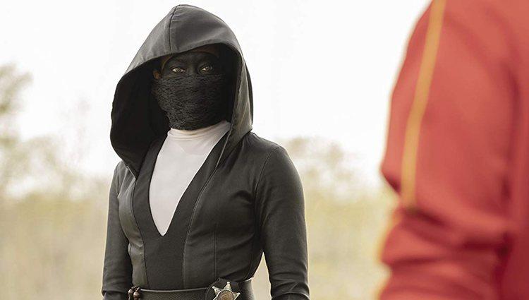 Regina King en 'Watchmen'