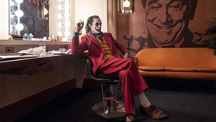 Joaquin Phoenix como el Joker